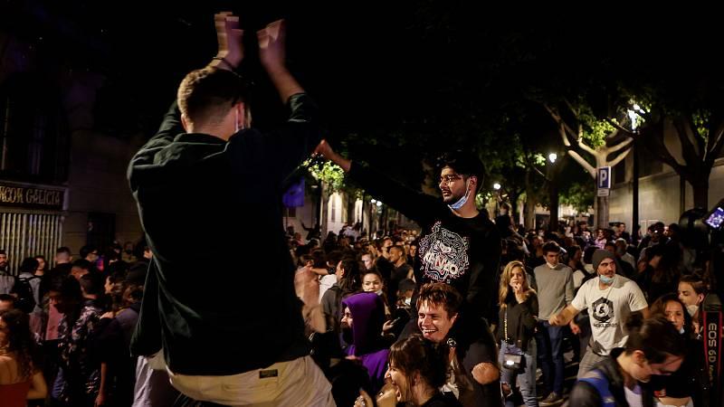Alerta ante las fiestas multitudinarias con medidas preventivas escasas o inexistentes