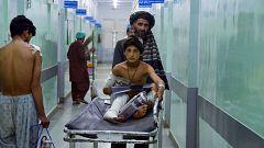 Mueren 11 personas al estallar una bomba en un autobús en Afganistán