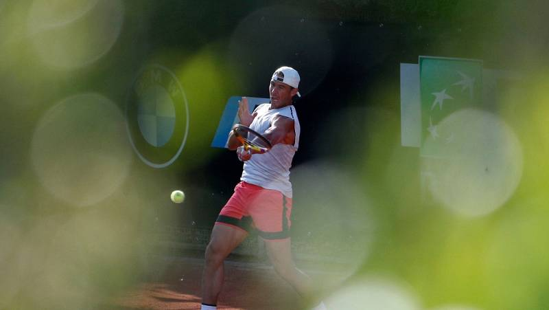 Nadal debutará contra Sinner en Roma