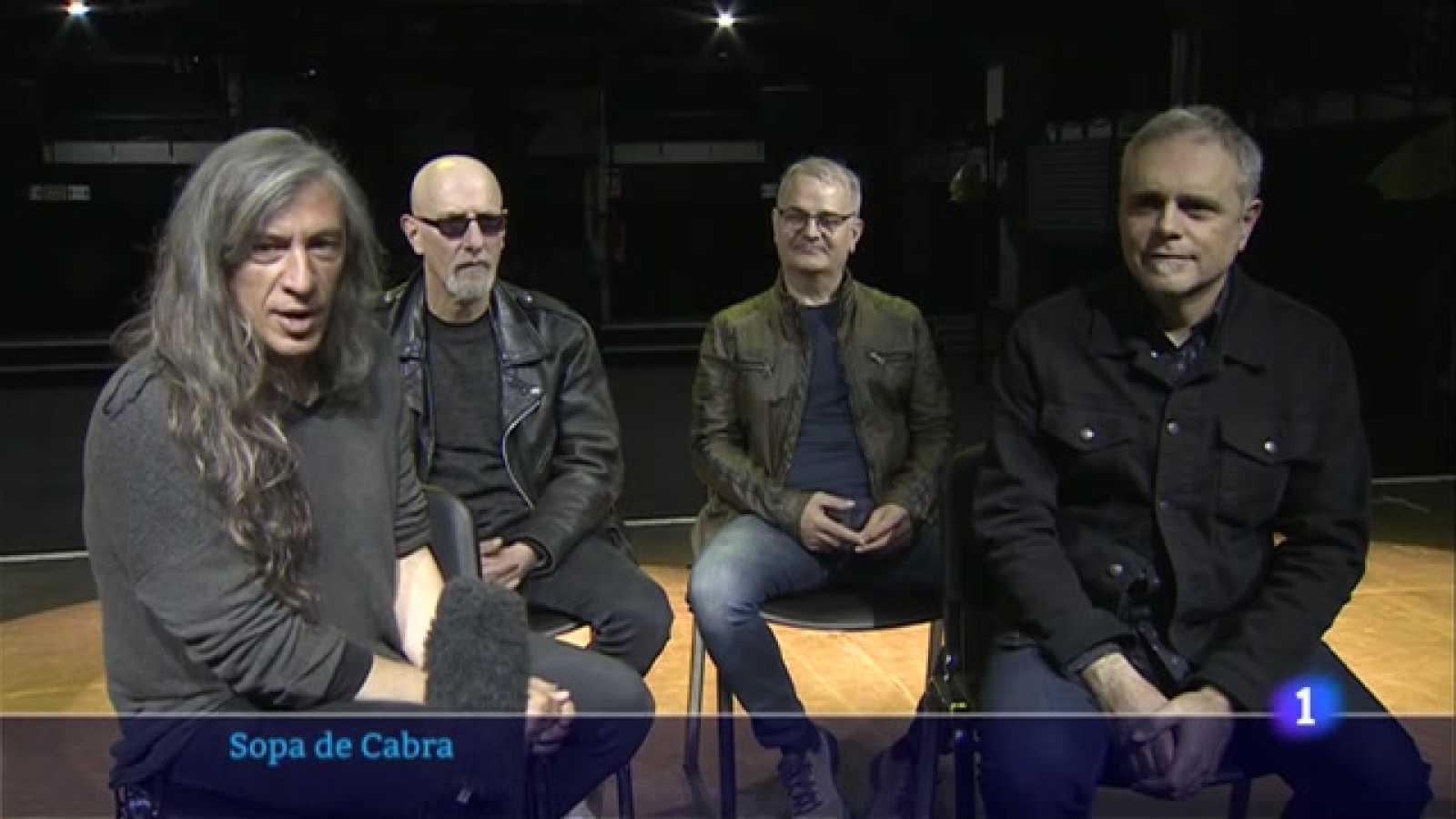Sopa de Cabra celebra els 30 anys del disc més venut en català