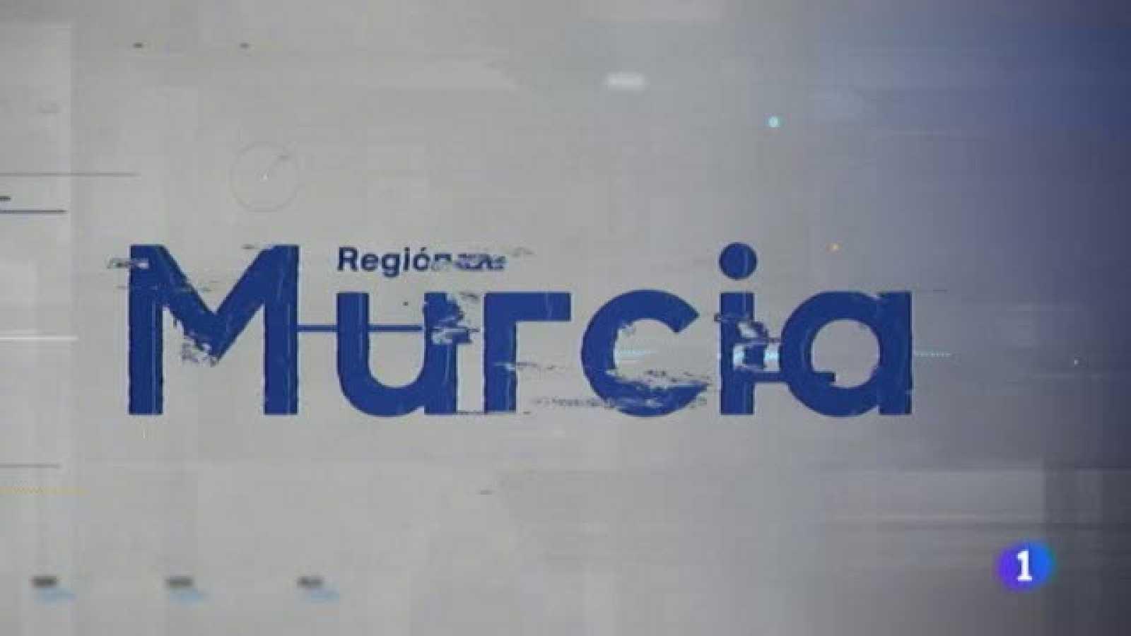 La Region de Murcia en 2' - 10/05/2021