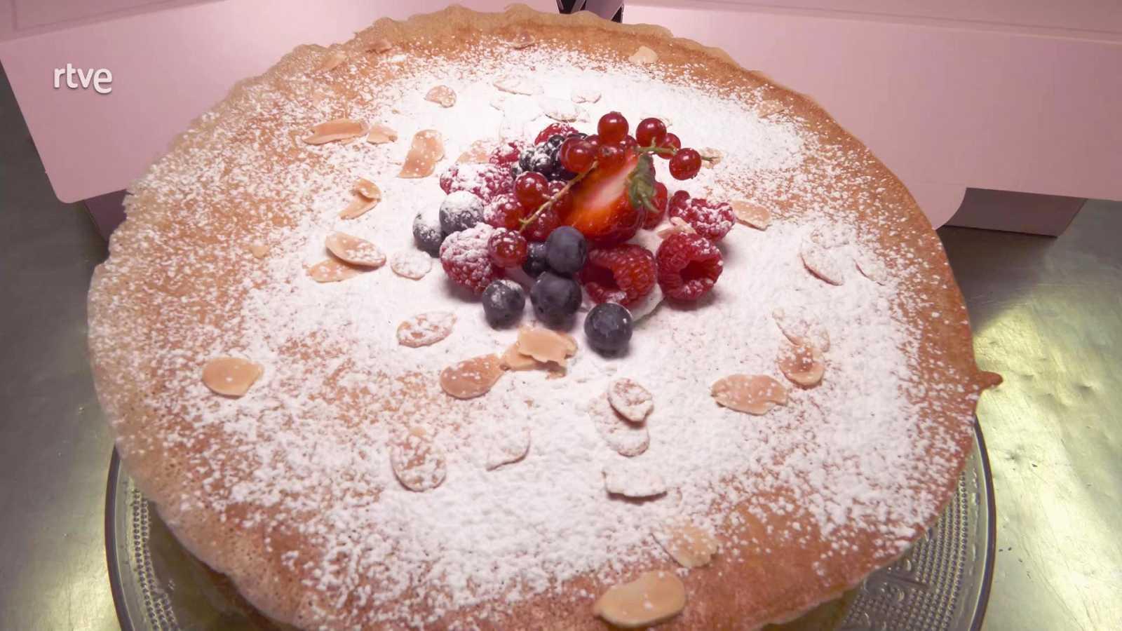 Receta de tarta árabe fácil