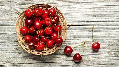 ¿Cómo diferenciar cerezas y picotas?