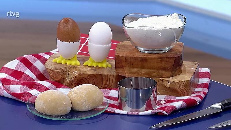 Miguel Ángel Muñoz nos enseña cómo preparar pasta casera