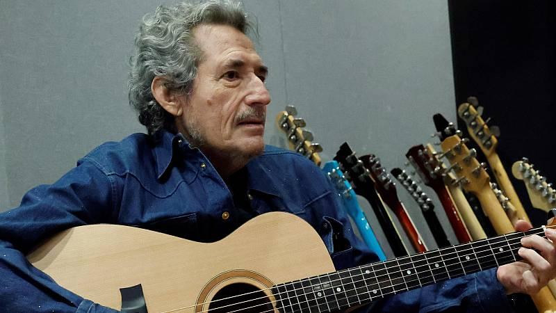 Miguel Ríos presenta su nuevo disco: 'Un largo tiempo'