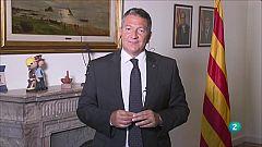 """Miquel Sàmper: """"És el moment de deixar enrere els retrets. ERC i Junts tenim l'obligació d'entendre'ns"""""""