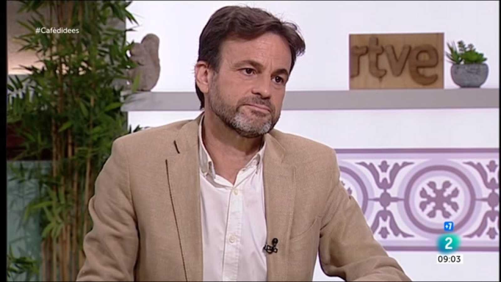 """Jaume Asens: """"Estem a prop d'un acord d'investidura amb ERC"""" - Cafè d'idees"""