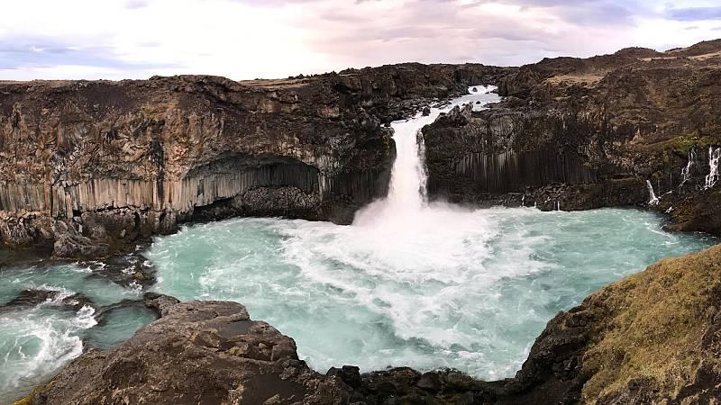 Caminos extremos - Islandia - ver ahora
