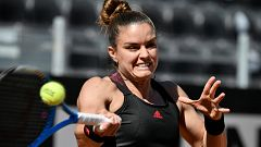 Tenis - WTA 1000 Torneo Roma: Maria Sákkari - Polona Hercog