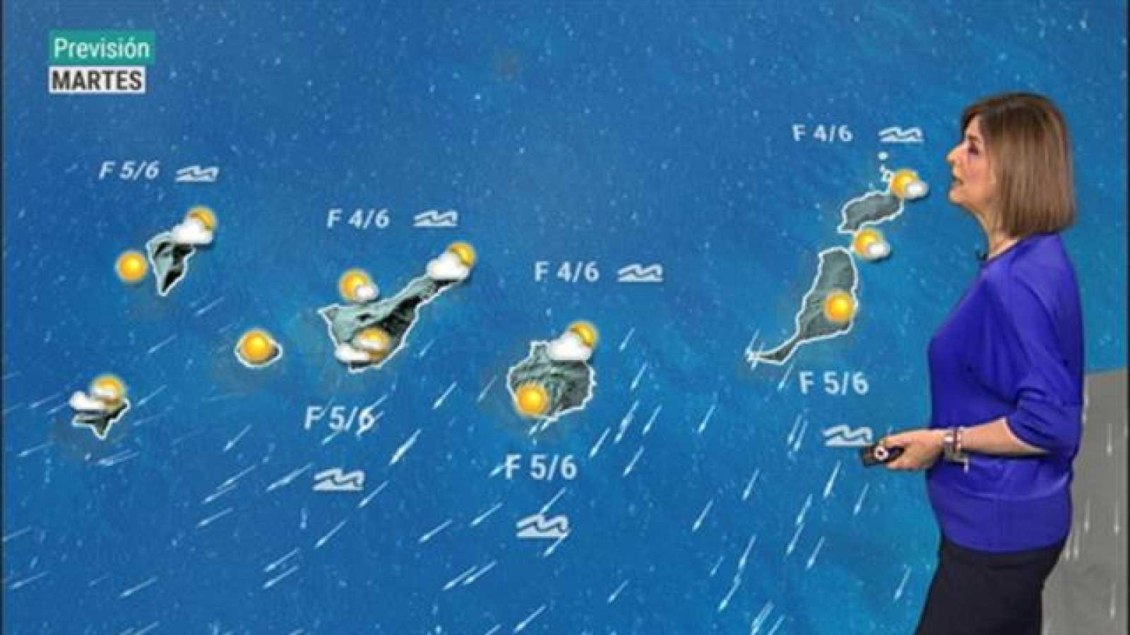El tiempo en Canarias - 11/05/2021