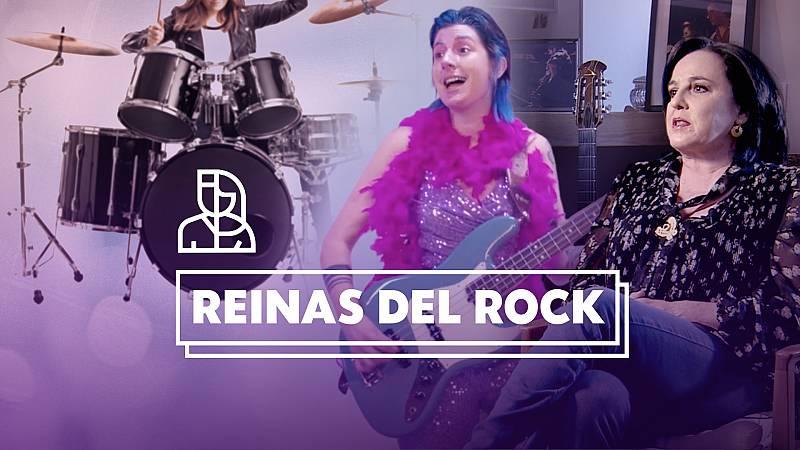 Objetivo Igualdad - Programa 14: Reinas del rock - Ver ahora