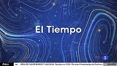 El tiempo en Castilla y León - 11/05/21