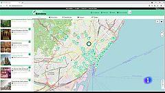Una nova App millorarà la gestió dels fluxos de visita als espais turístics