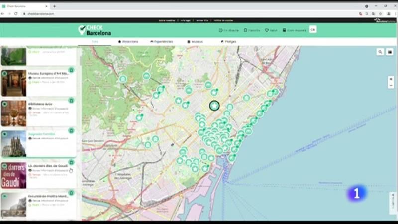 Una nova App millorarà la gestió fluxos de visita als diferents espais turístics