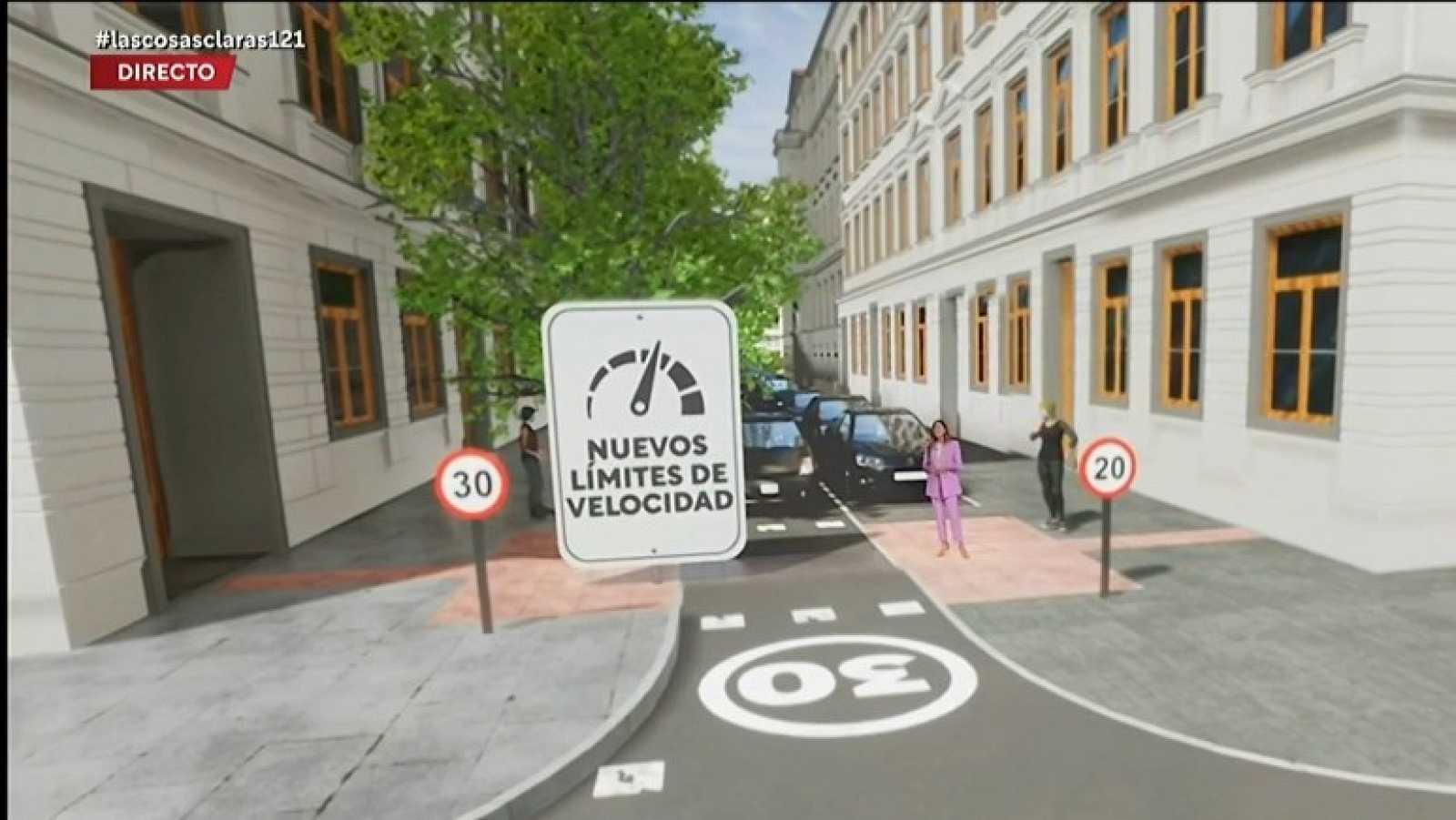 Así son los nuevos límites de velocidad en vías urbanas y las multas por infringirlos