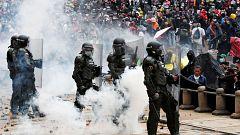 Nuevas movilizaciones en Colombia tras romperse el diálogo con el Gobierno