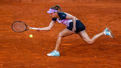 Tenis - WTA 1000 Torneo Roma: Veronika Kudermetova - Elise Mertens