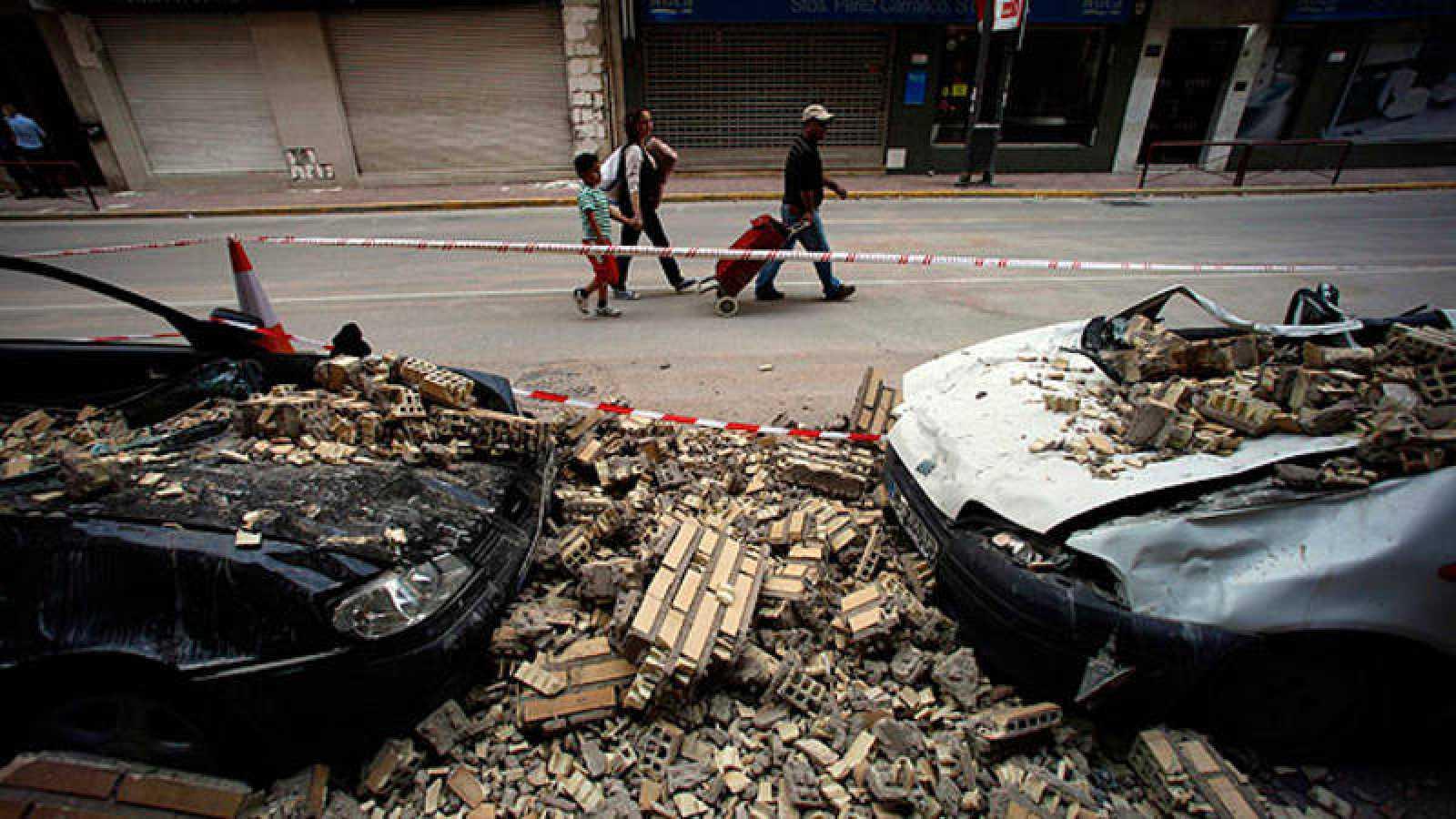 Diez años del terremoto de Lorca, uno de los mayores seísmos desde 1956 en España