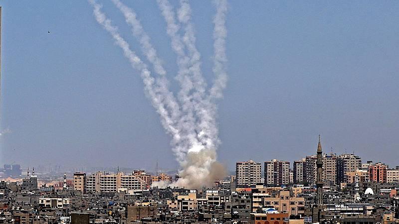 Mueren al menos 26 personas en Gaza tras los bombardeos de Israel