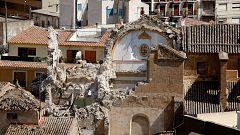 Lorca continúa intentando recuperarse del terremoto diez años después