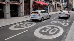Los nuevos límites de velocidad marcan los ritmos de las ciudades