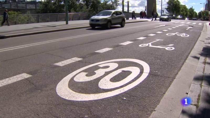 Huesca y Teruel aplican nuevas restricciones de velocidad
