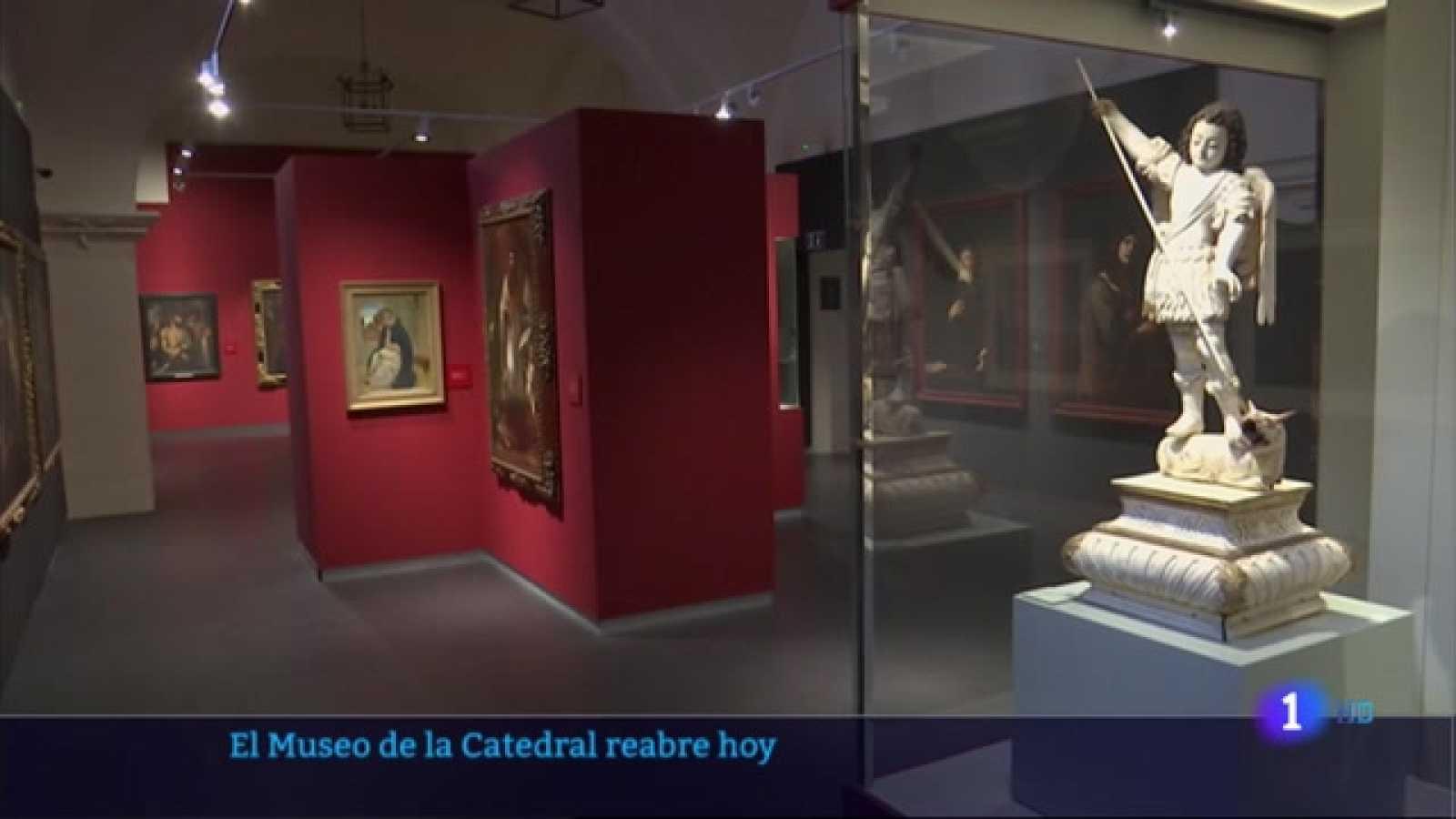 Reabre el Museo de la Catedral de Badajoz - 11/05/2021