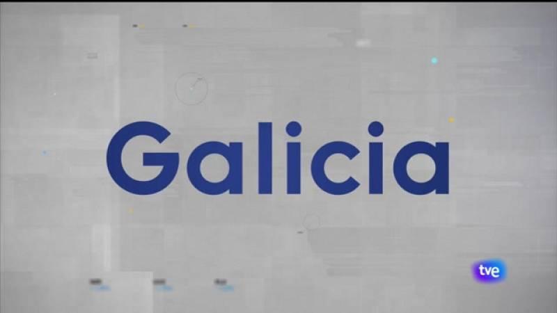 Telexornal Galicia 2 11-05-2021