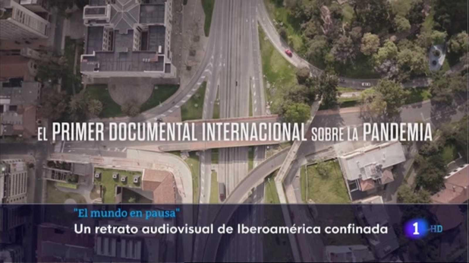 """Hoy se estrena """"El mundo en pausa"""" - 11/05/2021"""