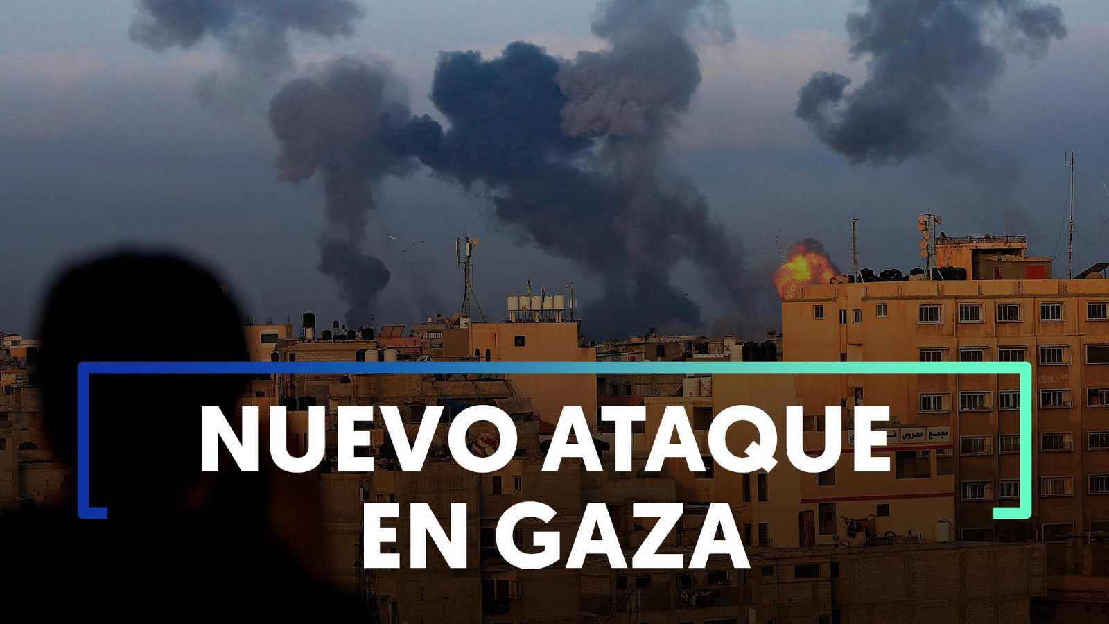 El conflicto entre Israel y gaza deja al menos 26 palestinos muertos