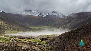 Els Andes salvatges: Supervivència extrema