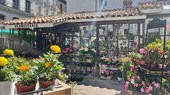 La floristería más antigua de Madrid