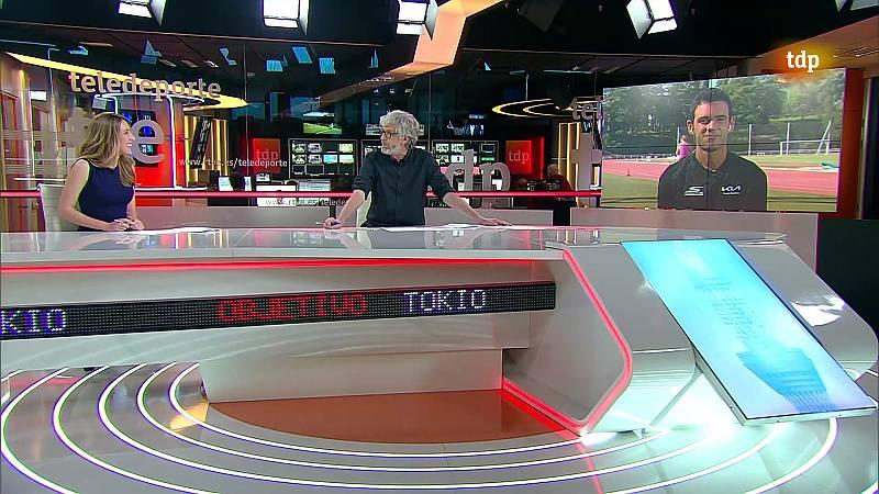 Objetivo Tokio - Programa 156. Paralímpicos: Diego García Carrera y Adrián Abadía - ver ahora