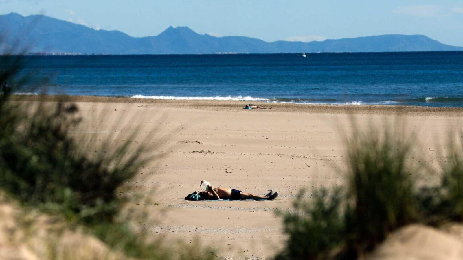 Intervalos de viento fuerte en la primera mitad del día en Galicia y Cantábrico - ver ahora