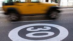 Entran en vigor las nuevas limitaciones de velocidad en ciudad