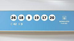 Sorteo de la Lotería Bonoloto y Euromillones del 11/05/2021