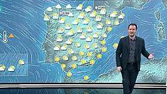 La Aemet prevé precipitaciones y vientos fuertes en el norte peninsular