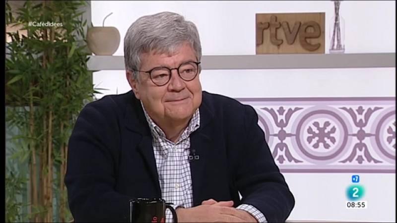 """Cafè d'idees - Guillem López Casasnovas: """"Anar sense pressupost no és el pitjor dels mals"""""""