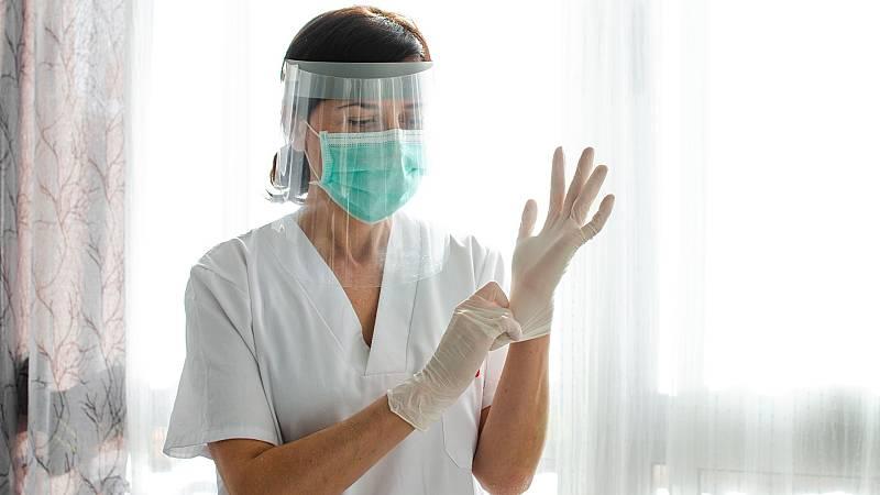 Día internacional de la enfermería: Un colectivo deteriorado por la pandemia