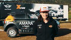 Laia Sanz cambia la moto por un Mini en el Rally de Andalucía