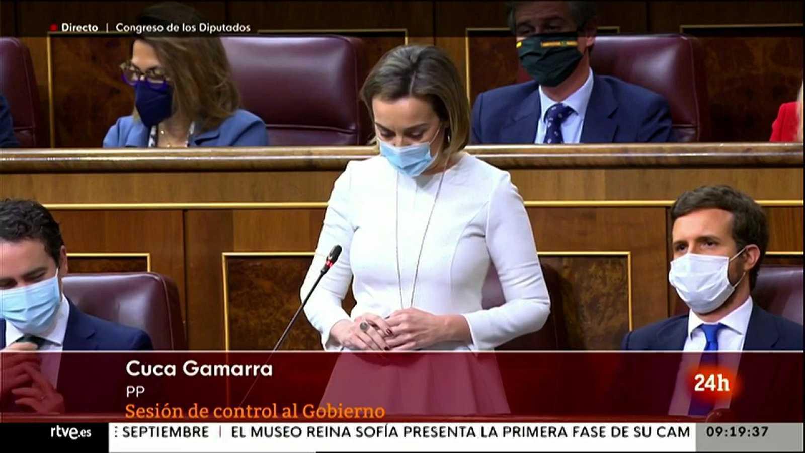 """El PP echa en cara a Sánchez el """"caos y descontrol"""" tras el estado de alarma: """"Legislemos ya"""""""