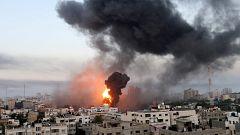 El enfrentamiento entre Israel y Hamás se intensifica y deja ya casi medio centenar de muertos