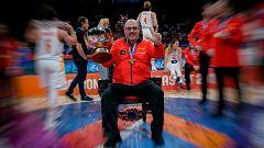 """Lucas Mondelo: """"Me haría mucha ilusión esa octava medalla consecutiva"""""""