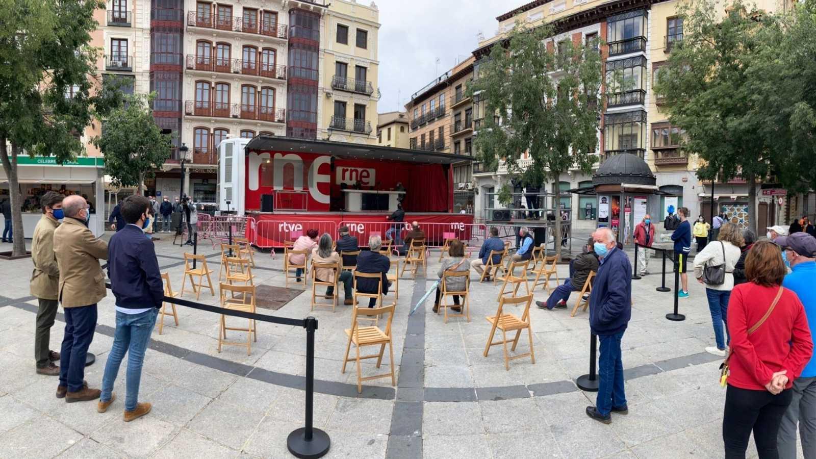 'Las mañanas con Íñigo Alfonso' celebra el VIII centenario de Alfonso X El Sabio en Toledo - Ver ahora