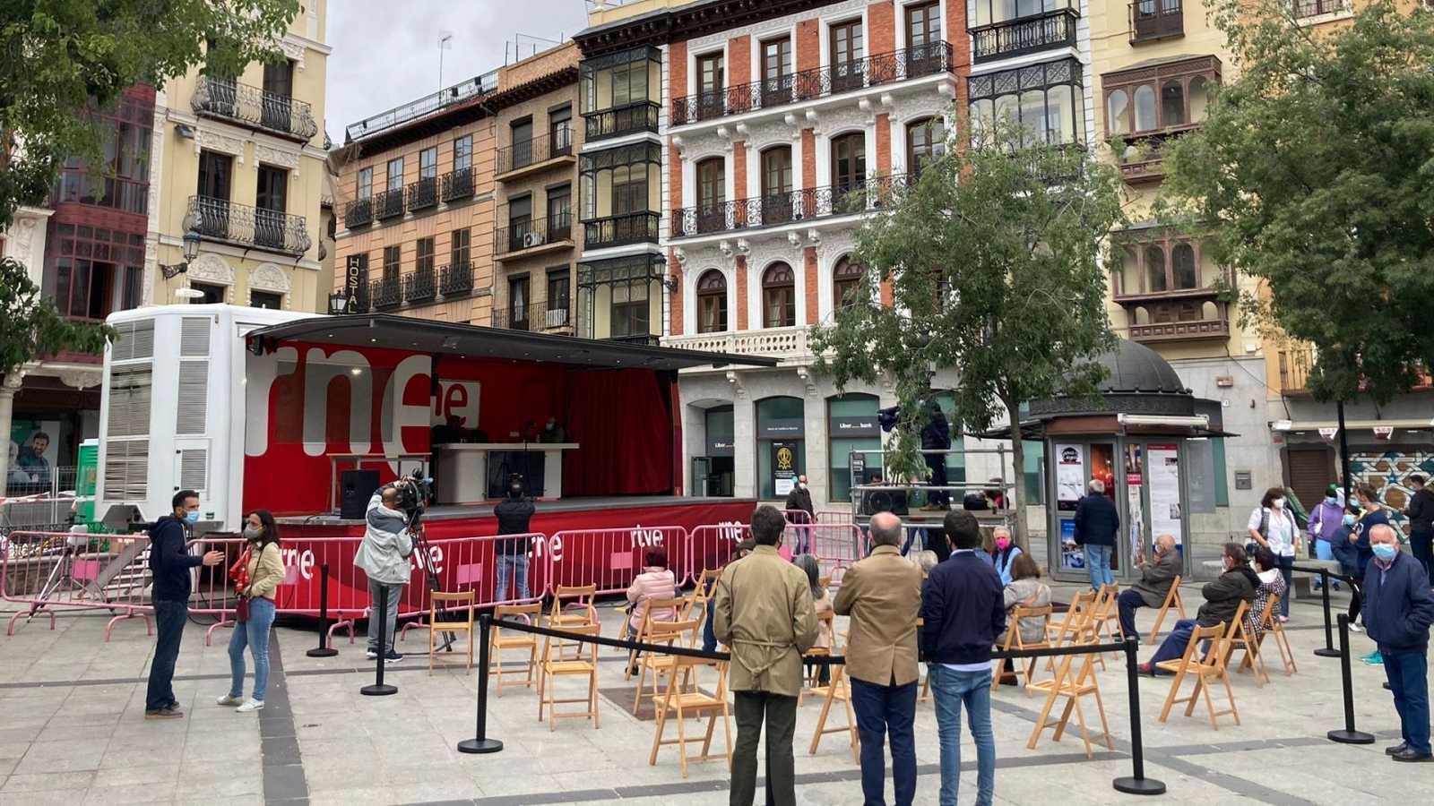 'Las mañanas con Pepa Fernández' celebra el VIII centenario de Alfonso X El Sabio en Toledo - Ver ahora