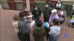 Ciutat Meridiana registra cinc o sis desnonaments a la setmana