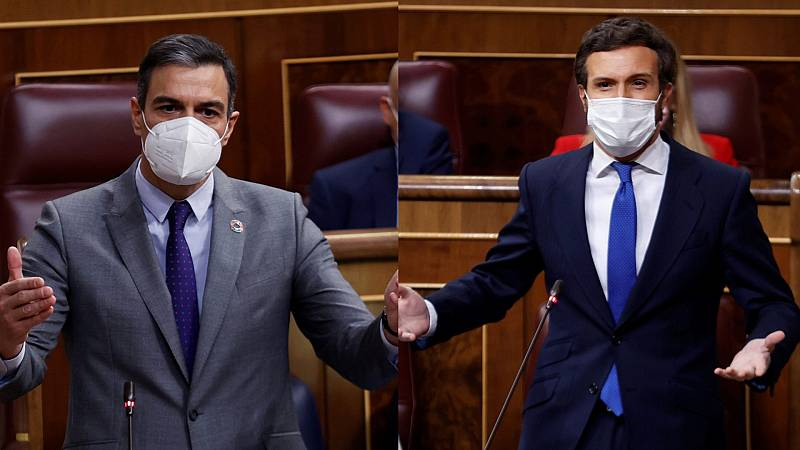 La pandemia y el fin del estado de alarma centran la sesión de control al Gobierno