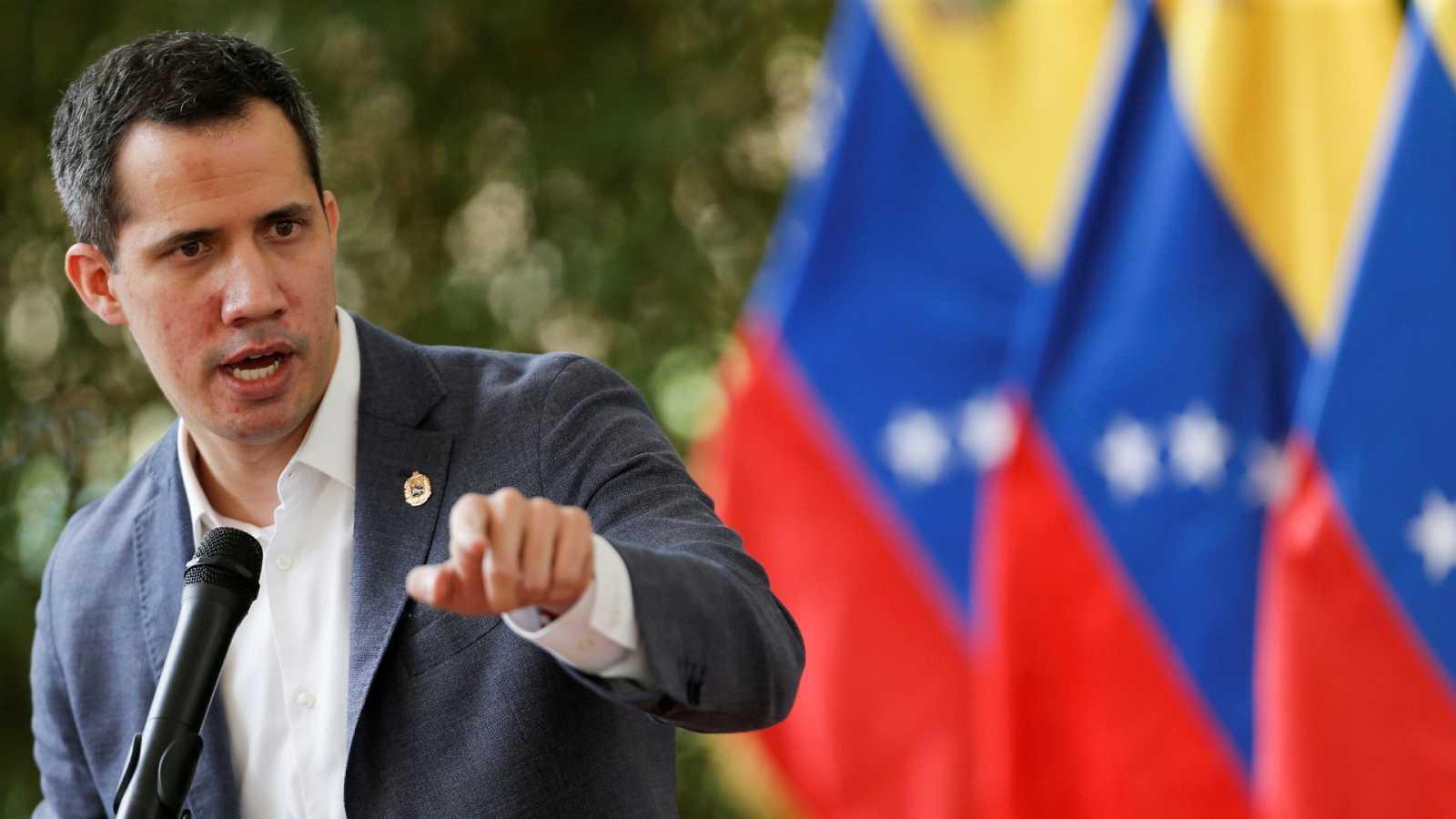 Guaidó plantea un diálogo a Maduro y propone organizar elecciones libres en Venezuela