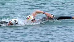 Natación Aguas abiertas  - Campeonato de Europa. 5  km masculino