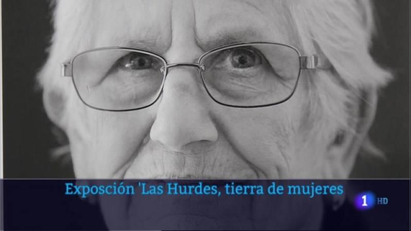 Exposción de retratos 'Las Hurdes, tierra de mujeres' - 12/05/2021